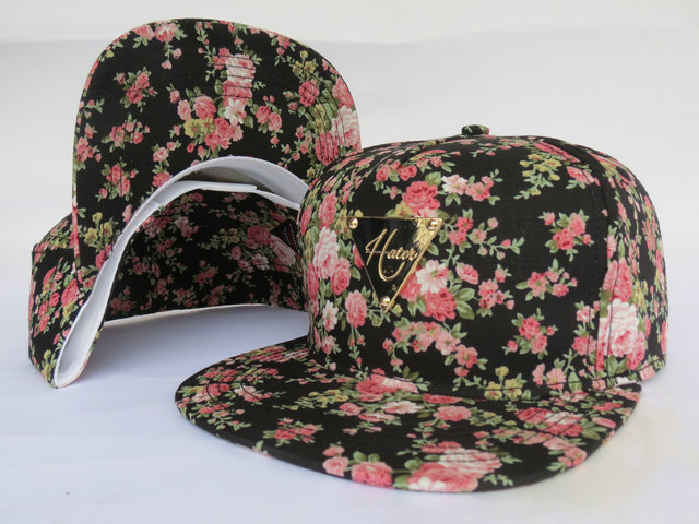 HATER Snapbacks Hat LS03